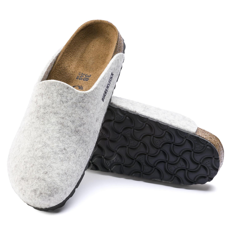 Sfaccettatura polvere infastidire  Birkenstock - Amsterdam Wool - Nature