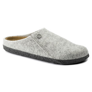 Birkenstock - Zermat - Light Grey Wool