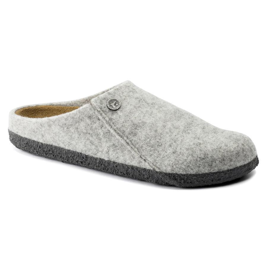 Birkenstock - Zermat - Light Grey Wool
