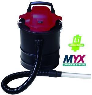 Aspiracenere a batteria litio AV 15/20 L solo corpo cod 80691