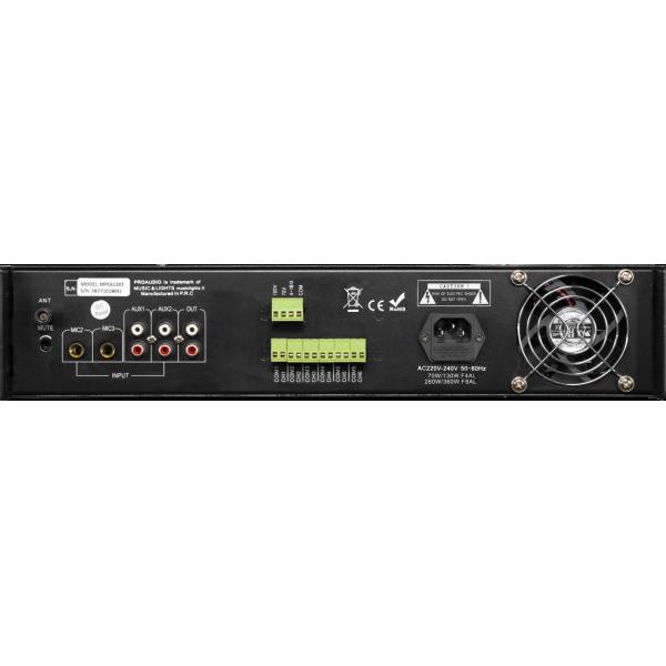 ProAudio MPC6130T