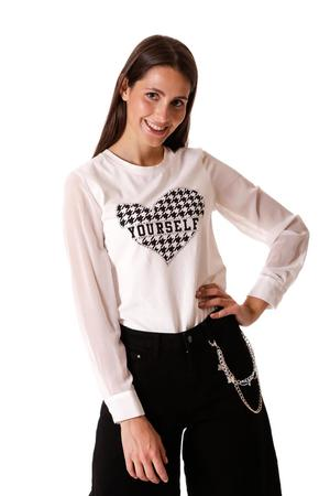 "MIMi' MUA' FIRENZE t-shirt ""yourself"""
