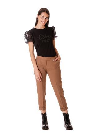 MIMi' MUA' FIRENZE pantalone tasca dritta senza patta