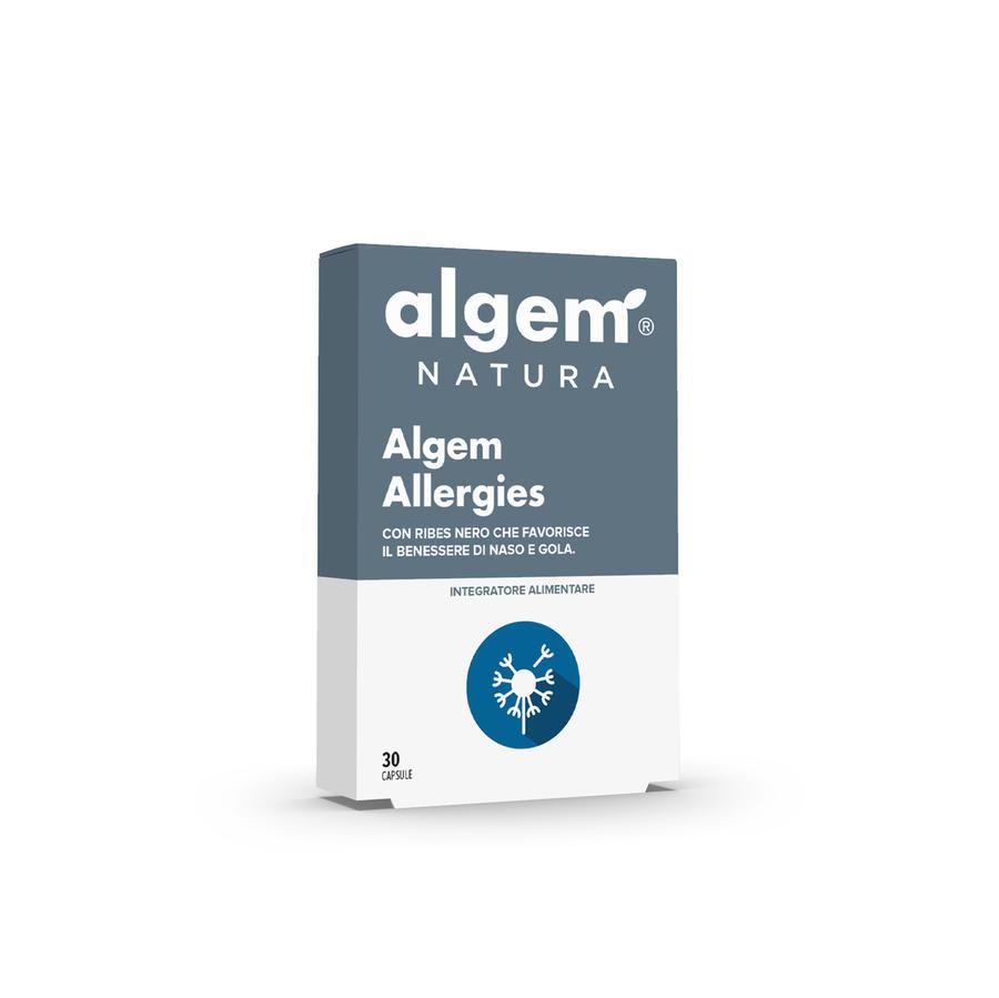Allergie algem