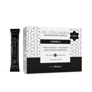 Re-Collagen® Advanced Hair Formula Uomo
