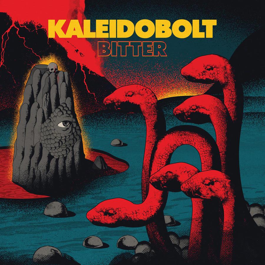 KALEIDOBOLT - BITTER   LP/DIGIPACK