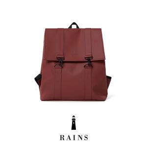 Rains MSN Bag - Maroon