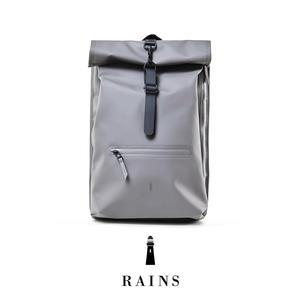 Rains Rolltop - Charcoal