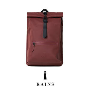 Rains Rolltop - Maroon