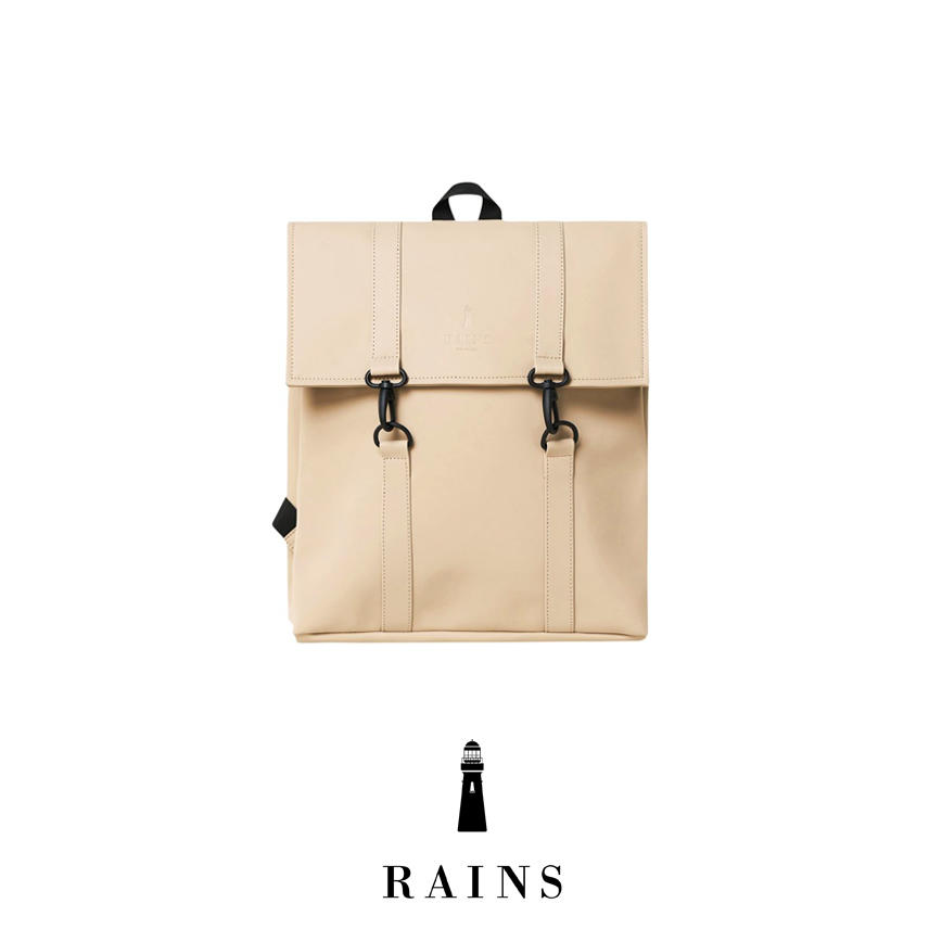 Rains MSN Bag Mini - Beige