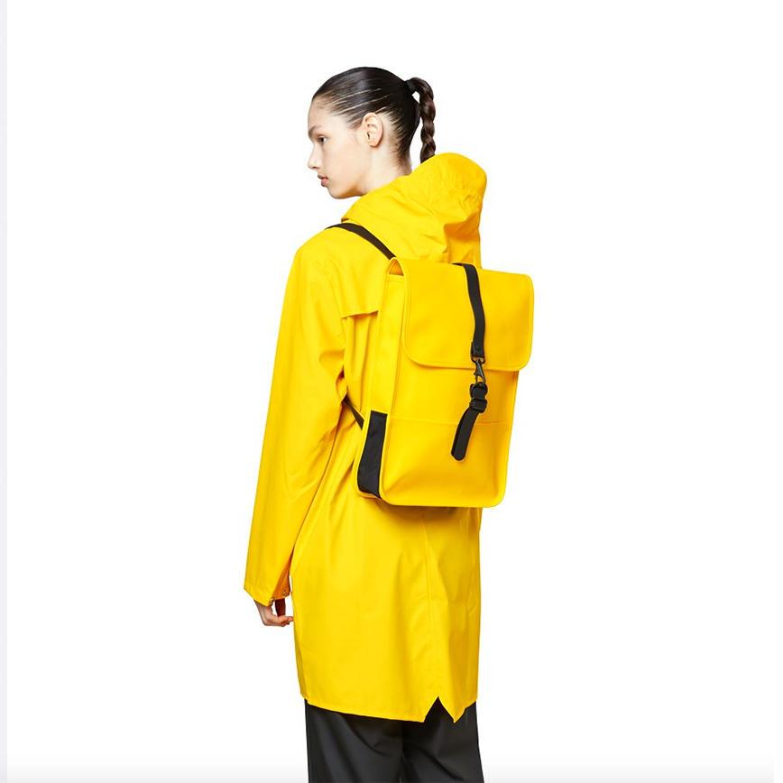 Rains Backpack Mini - Yellow