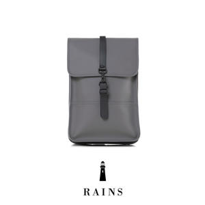 Rains Backpack Mini - Charcoal