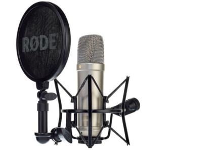 Rode NT1-A Complete Vocal Recording SpediZione Inclusa