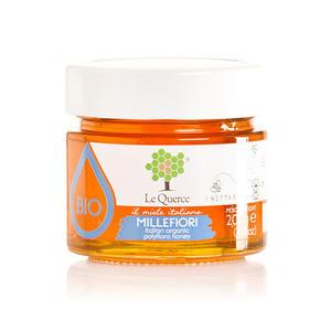 Le querce - Miele millefiori bio 500g