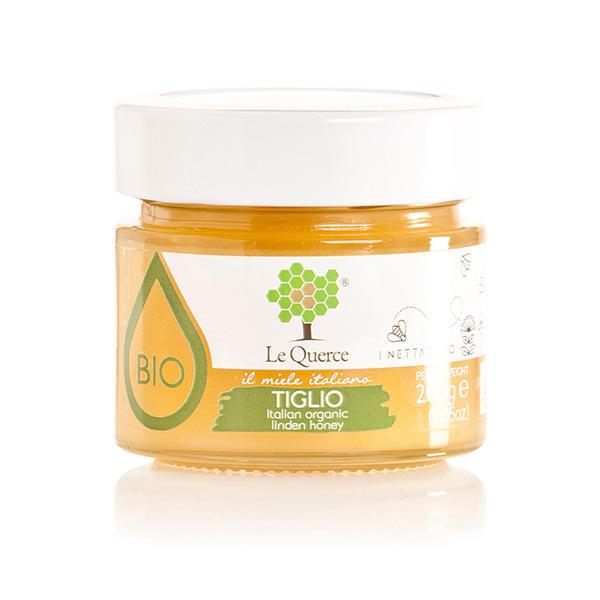 Le querce - Miele di tiglio bio 400g