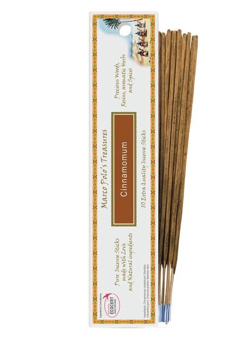 Fiore d'Oriente - Cinnamomum Incensi Marco Polo Treasure's