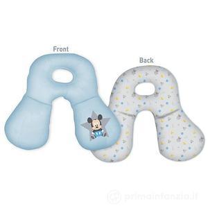 Cuscino poggiatesta per neonato Mickey Mouse - Disney Baby 31450 -
