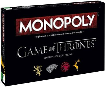 Monopoly Game of Throne - Hasbro B61231030 - 8+ anni