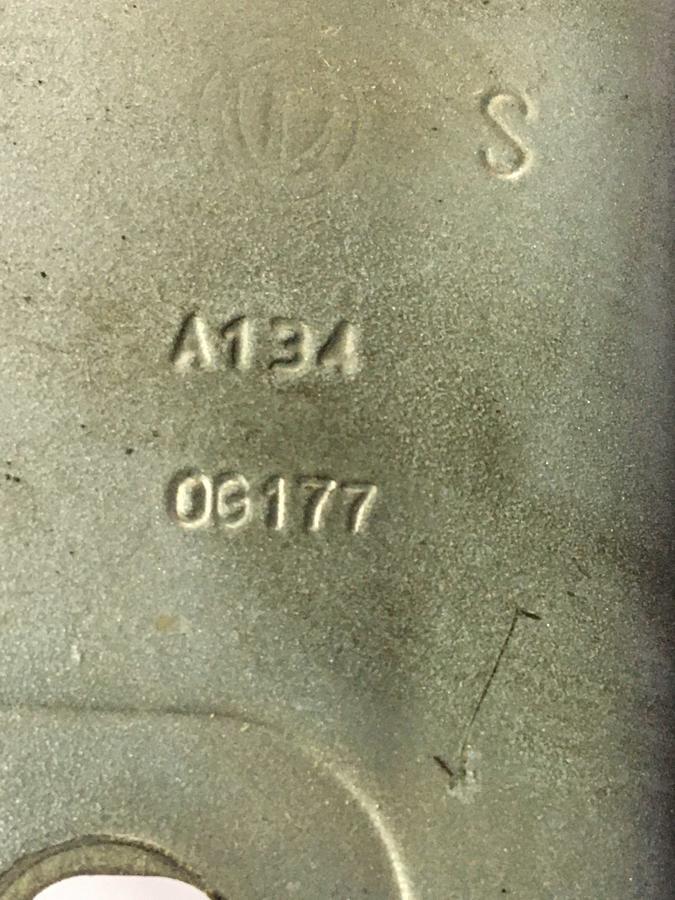 Cerniera Cofano Fiat  Grande Punto  51761347