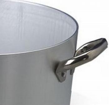 Casseruola Alta Agnelli Alluminio 3mm diam 20 alta 11 litri 3,3
