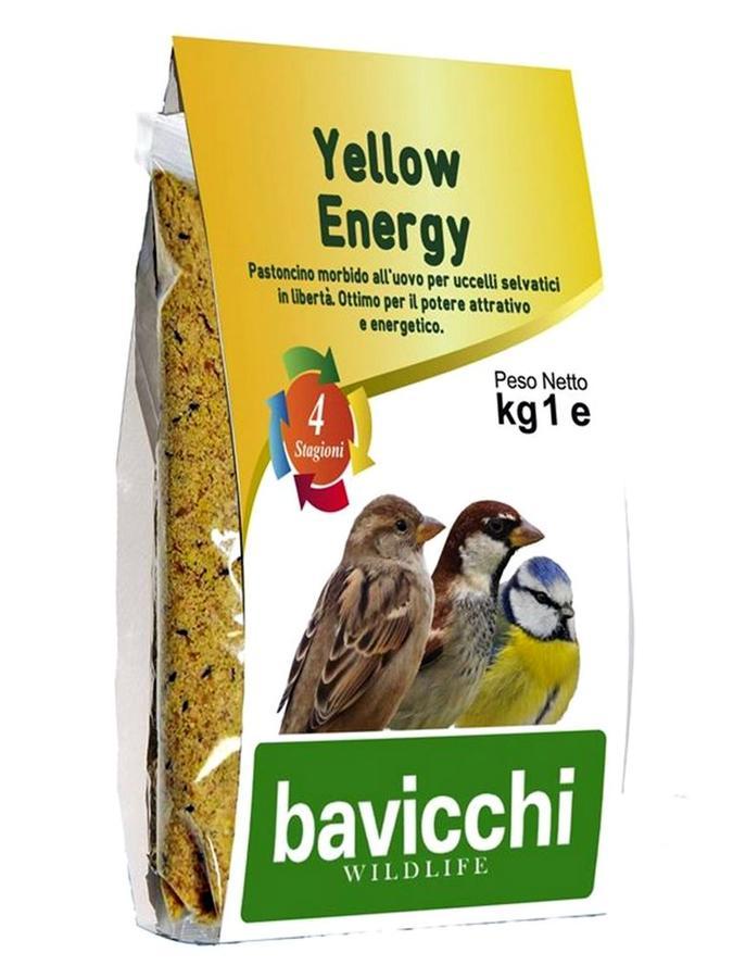 Pastoncino Yellow Energy 1 Kg Wildlife