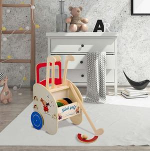 Minigolf in Legno per Bambini di Dida - Offerta