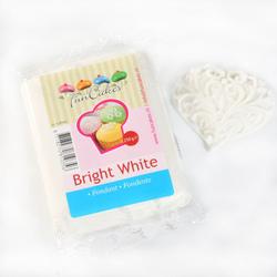 Pasta di zucchero FunCakes bianca 250 gr