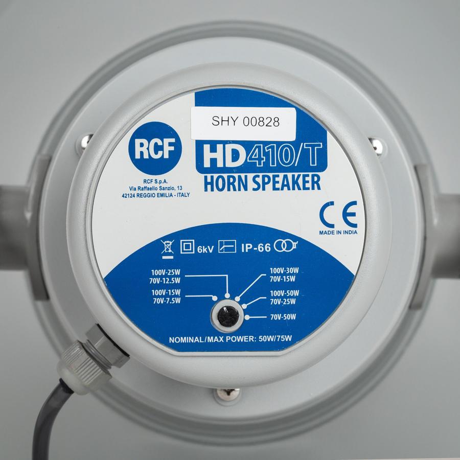 RCF HD 410/T