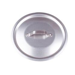 Coperchio alluminio Agnelli piano pesante con ponticello inox diam 20