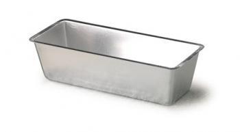 Stampo Alluminio Agnelli per PlumCake in alluminio