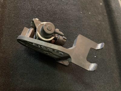 Elettrovalvola convertitore di pressione turbocompressore Ford  Fiesta  - 9641726680