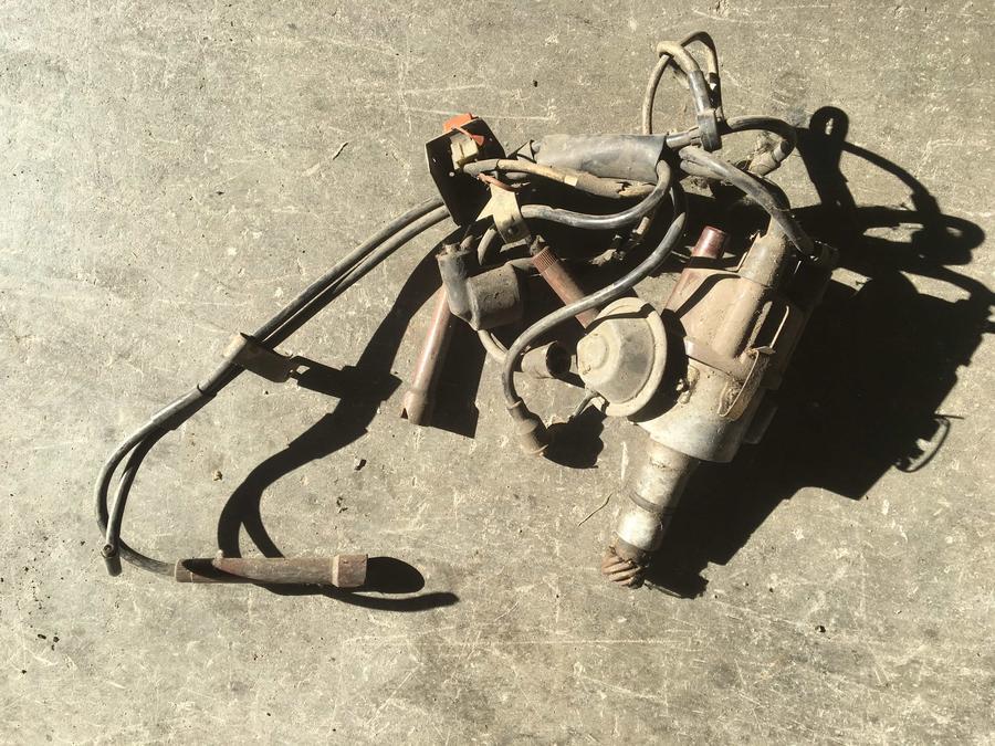 Spinterogeno Bosch/ Distributore accensione BMW 1600/1800/2000/2002Tii  - 0231115072