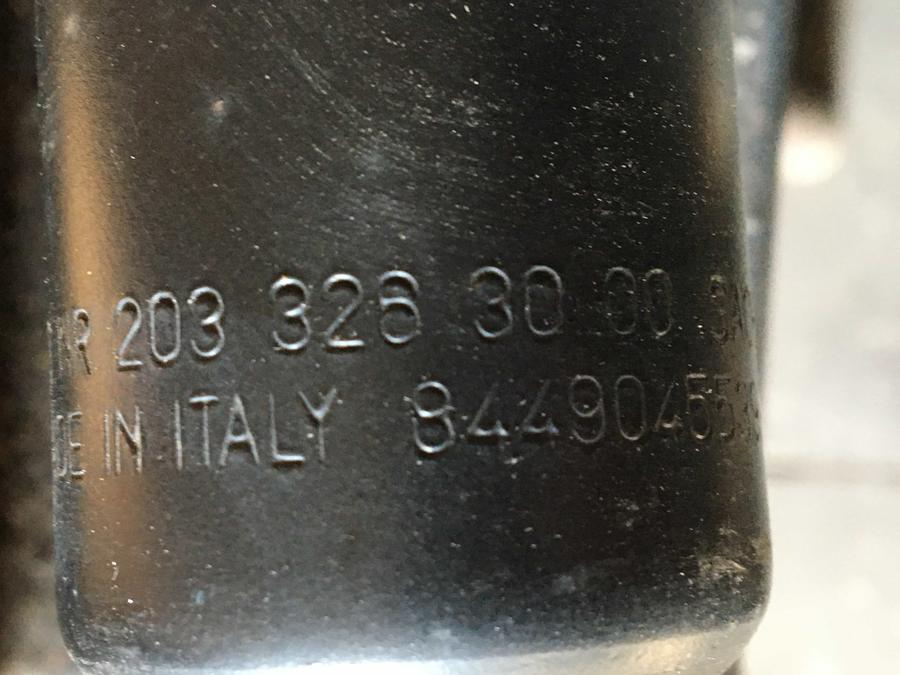 Ammortizzatore Posteriore Mercedes W203  - 2033263000