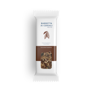 Barretta cereali e cioccolato