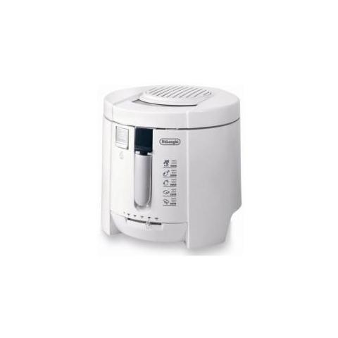 DE LONGHI Friggitrice F26215 Capacità 2.3 Litri 1800 Watt Colore Bianco
