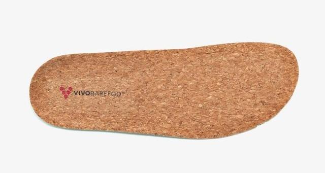 Vivobarefoot Cork Insole Donna