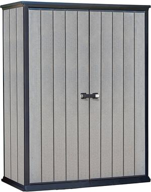 Armadio Porta Attrezzi High-Store Grigio Keter