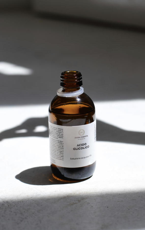 Acido glicolico puro al 5% Divina Essentia Firenze
