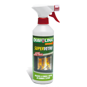 Diavolina Supervetro Spray 500 ml