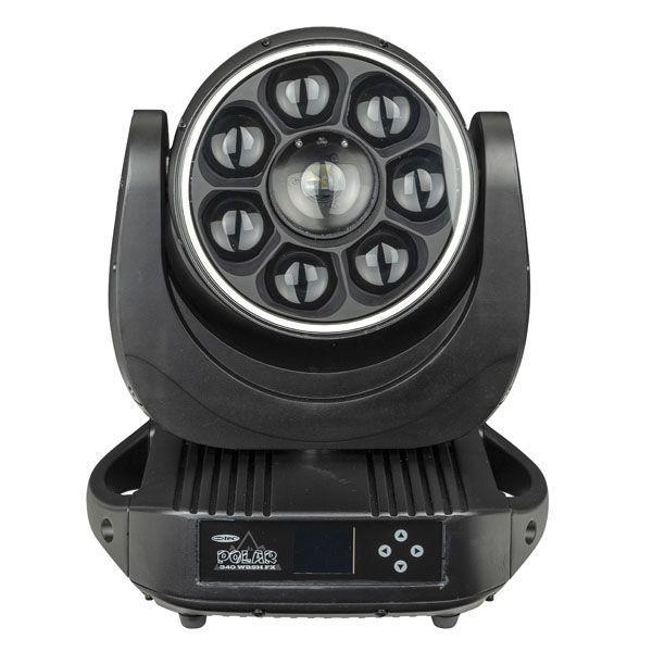 SHOWTEC POLAR 340 WASHFX Testa mobile IP-65