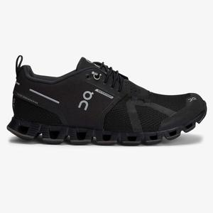 ON Running - Cloud W Waterproof - Black Lunar