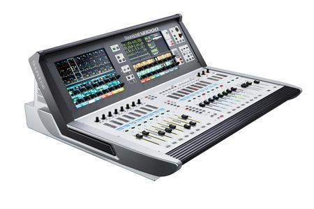 Soundcraft Vi1000 Console di missaggio digitale con flightcase inclusa (ex demo)