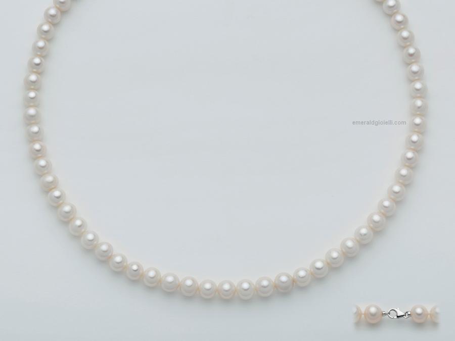 pcl4198 Girocollo di Perle Miluna -