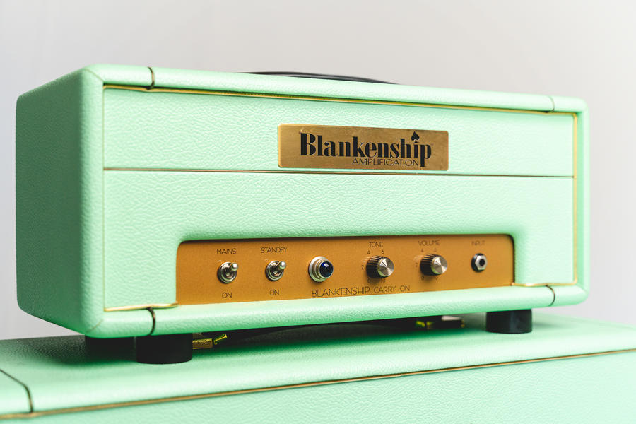 Leeds 21 Carry On - Blankenship Amps