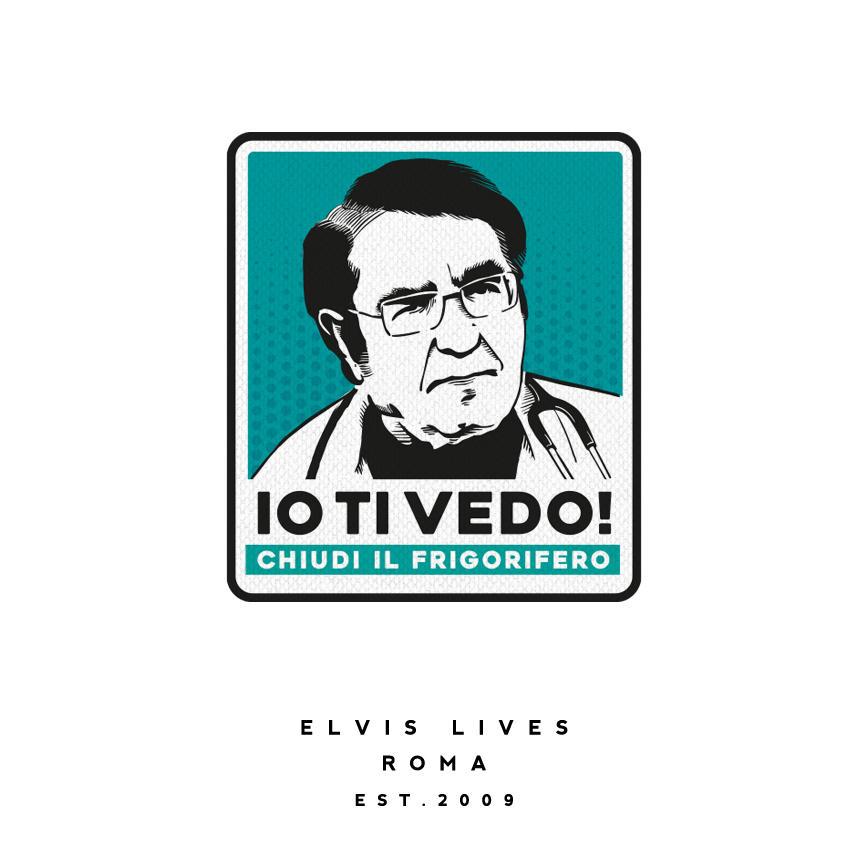 Elvis Lives Toppa - Dieta