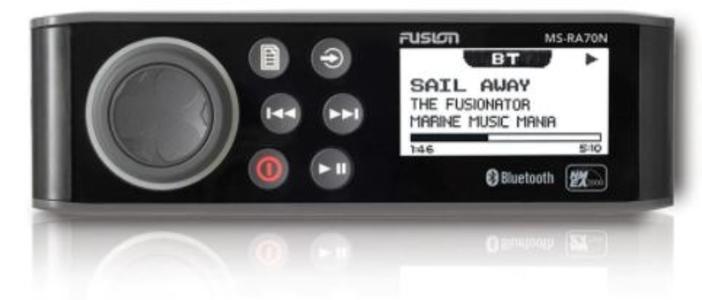 Fusion Stereo Nautico MS-RA70N - Offerta di Mondo Nautica  24