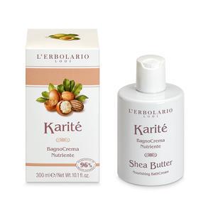 L'Erbolario - Karitè BagnoCrema Nutriente