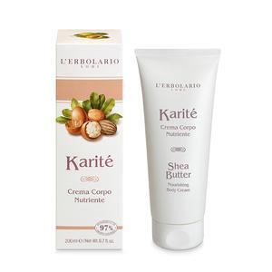 L'Erbolario - Karitè Crema corpo