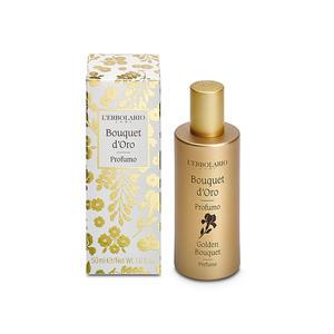 L'Erbolario - Bouquet d'Oro Profumo 50ml