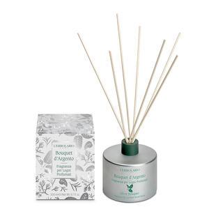 L'Erbolario - Bouquet d'Argento Fragranza per legni profumati